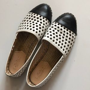 Loeffrel Randall Perforated Loafer Size 6.5
